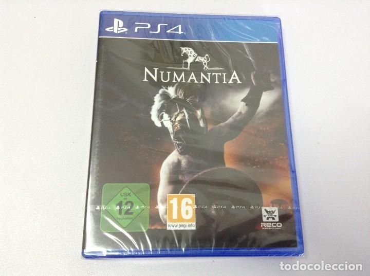 NUMANTIA (Juguetes - Videojuegos y Consolas - Sony - PS4)