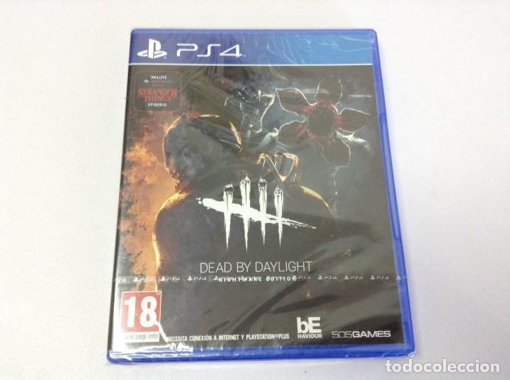 DEAD BY DAYLIGHT NIGHTMARE EDITION (Juguetes - Videojuegos y Consolas - Sony - PS4)