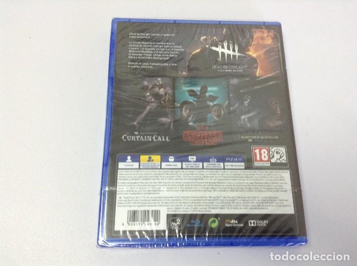 Videojuegos y Consolas PS4: DEAD BY DAYLIGHT NIGHTMARE EDITION - Foto 2 - 225981340