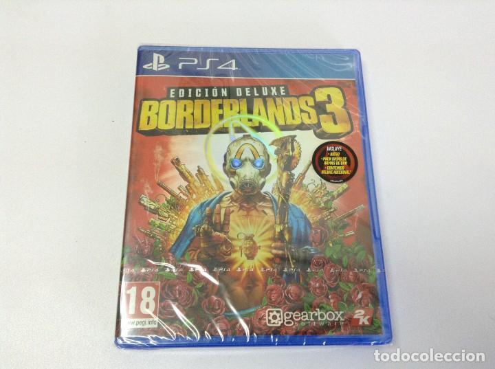 BORDERLANDS 3 EDICION DELUXE (Juguetes - Videojuegos y Consolas - Sony - PS4)