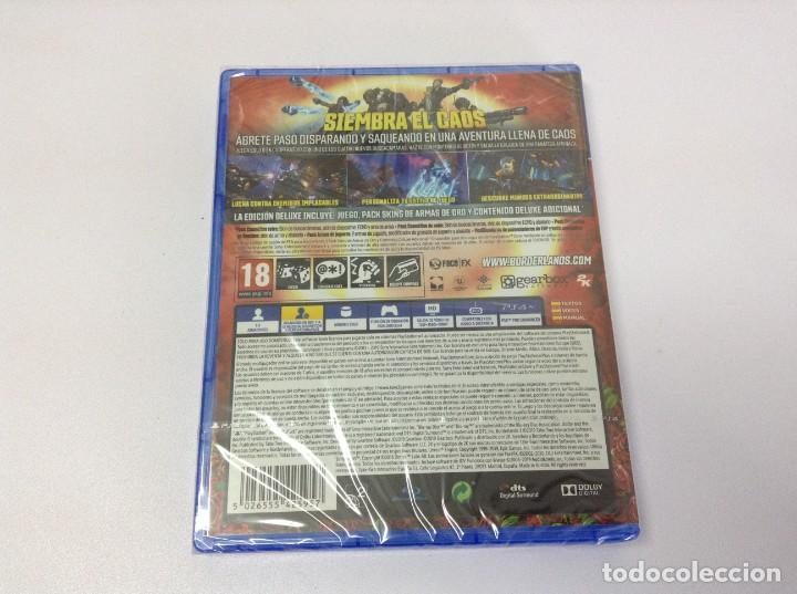 Videojuegos y Consolas PS4: BORDERLANDS 3 EDICION DELUXE - Foto 2 - 225982033