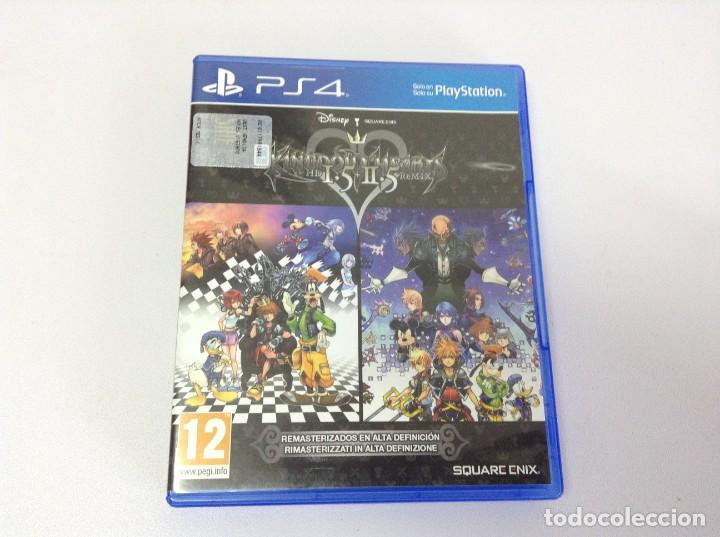 Videojuegos y Consolas PS4: KINGDOM HEARTS -HD 1.5 + 2.5 REMIX - Foto 1 - 226279200