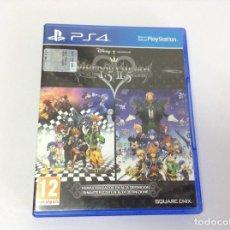Videojuegos y Consolas PS4: KINGDOM HEARTS -HD 1.5 + 2.5 REMIX. Lote 226279200