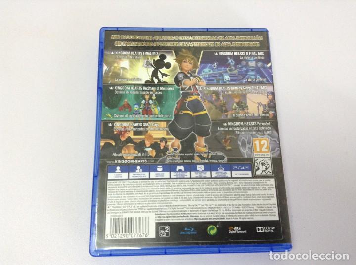 Videojuegos y Consolas PS4: KINGDOM HEARTS -HD 1.5 + 2.5 REMIX - Foto 2 - 226279200