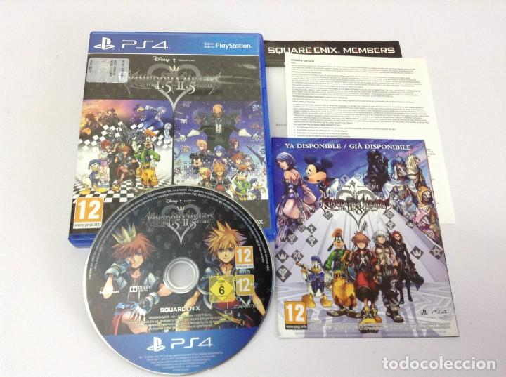 Videojuegos y Consolas PS4: KINGDOM HEARTS -HD 1.5 + 2.5 REMIX - Foto 3 - 226279200