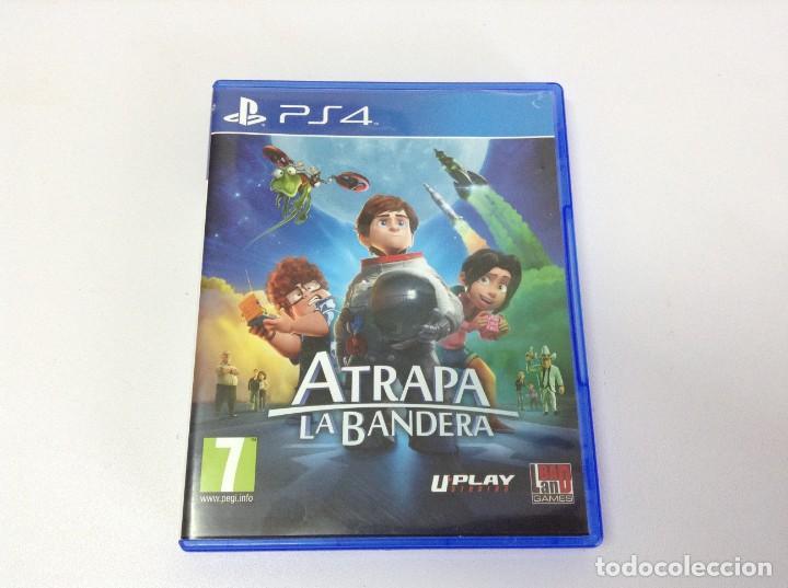 ATRAPA LA BANDERA (Juguetes - Videojuegos y Consolas - Sony - PS4)