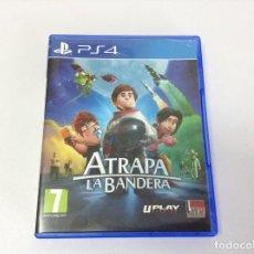 Videojuegos y Consolas PS4: ATRAPA LA BANDERA. Lote 226279570