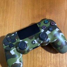 Videojuegos y Consolas PS4: MANDO PLAYSTATION 4 SONY MIMETIZADO MILITAR CAMUFLAJE. Lote 226409660