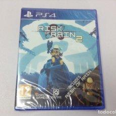 Videojuegos y Consolas PS4: RISK OF RAIN 2. Lote 226637720