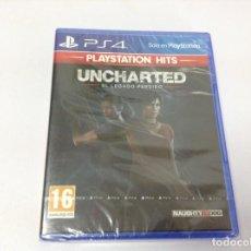 Videojuegos y Consolas PS4: UNCHARTED EL LEGADO PERDIDO. Lote 226638802