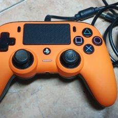 Videojuegos y Consolas PS4: MANDO NACON NARANJA PS4 PLAYSTATION. Lote 227011590