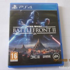 Jeux Vidéo et Consoles: STAR WARS BATTLEFRONT II VIDEOJUEGO PS4. Lote 227780525