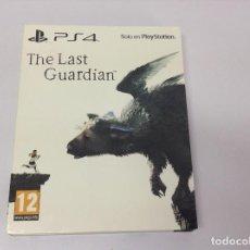 Videojuegos y Consolas PS4: THE LAST GUARDIAN . EDICION CAJA METALICA. Lote 228014480