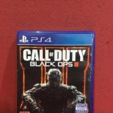 Videojuegos y Consolas PS4: CALL OF DUTY - BLACK OPS III (PS4). Lote 228038995