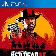 Videojuegos y Consolas PS4: JUEGO RED DEAD REDEMPTION 2 PS4 . SEMINUEVO. Lote 228148685