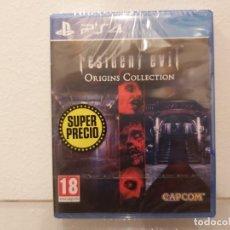 Videojuegos y Consolas PS4: RESIDENT EVIL ORIGINS COLLECTION - VIDEOJUEGO PS4 A ESTRENAR (PAL ESP). Lote 228347161
