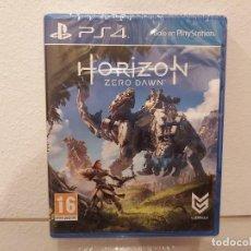 Videojuegos y Consolas PS4: HORIZON ZERO DAWN - VIDEOJUEGO PS4 A ESTRENAR (PAL ESP). Lote 228360480
