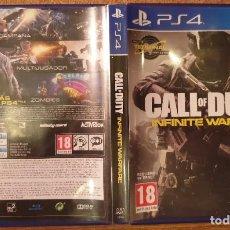 Videojuegos y Consolas PS4: CALL OF DUTY INFINITY WARFARE. Lote 228647432