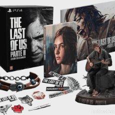 Videojuegos y Consolas PS4: PS4 THE LAST OF US PARTE 2 EDICION COLECCIONISTA NUEVO. Lote 231322650