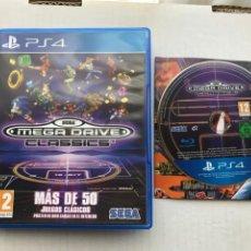 Jeux Vidéo et Consoles: SEGA MEGADRIVE CLASSICS MEGA DRIVE CON POSTER RETRO PS4 PLAYSTATION 4 PLAY STATION KREATEN. Lote 231413805
