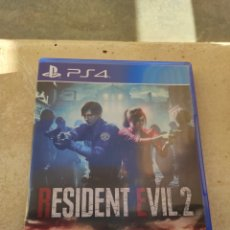 Videojuegos y Consolas PS4: RESIDENT EVIL 2 PLAY STATION 4. Lote 231855375