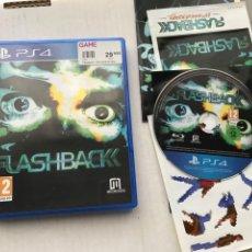 Videogiochi e Consoli: FLASHBACK FLASH BACK PS4 PLAYSTATION 4 PLAY STATION KREATEN. Lote 232516920