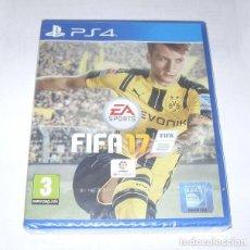 Videojuegos y Consolas PS4: JUEGO PARA PS4 , FIFA 17 , SIN DESPRECINTAR. Lote 232892135