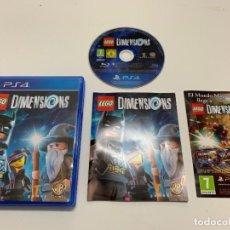 Videojogos e Consolas: LEGO DIMENSIONS PS4. Lote 234275140