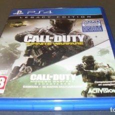 Videojuegos y Consolas PS4: CALL OF DUTY INFINITE WARFARE LEGACY EDITION. Lote 234720440
