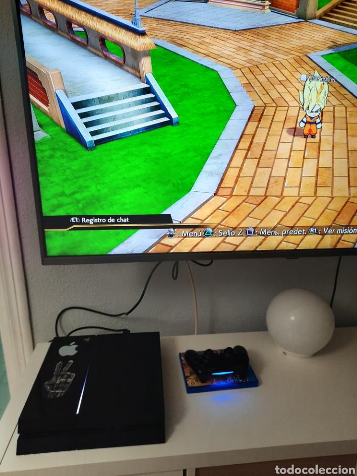 Videojuegos y Consolas PS4: PS4 COMPLETA+JUEGO DRAGONBALL Z FIGHTERS - Foto 3 - 234772630