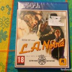 Videojuegos y Consolas PS4: LA NOIRE L.A. NOIRE PS4 SONY PLAYSTATION 4 PAL PRECINTADO. Lote 295018333