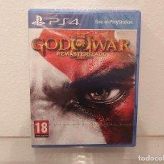 Videojuegos y Consolas PS4: GOD OF WAR (REMASTERIZADO) - VIDEOJUEGO PS4 A ESTRENAR (PAL ESP). Lote 235358755