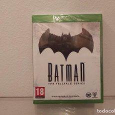 Videojuegos y Consolas PS4: BATMAN, THE TELLTALE SERIES - VIDEOJUEGO XBOX ONE A ESTRENAR (PAL ESP). Lote 235363185