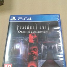 Videojuegos y Consolas PS4: RESIDENT EVIL ORIGINS COLLECTION. PS4. Lote 235422340