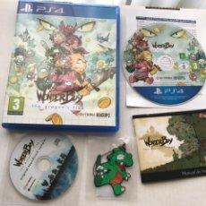 Videojuegos y Consolas PS4: WONDER BOY THE DRAGON'S TRAP DRAGON DOTEMU HEADUP PLAYSTATION PLAY STATION 4 KREATEN. Lote 235591340