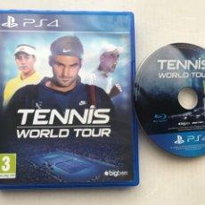 Videojuegos y Consolas PS4: TENNIS WORLD TOUR TENIS PLAYSTATION PLAY STATION 4 KREATEN. Lote 235592050