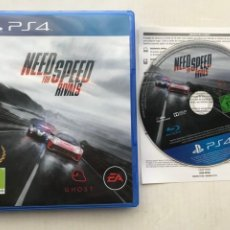 Videojuegos y Consolas PS4: NEED FOR SPEED RIVALS NFS RIVAL PLAYSTATION PLAY STATION 4 KREATEN. Lote 235592340