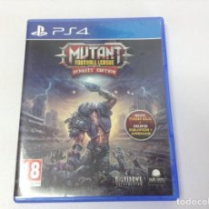Videojuegos y Consolas PS4: MUTANT FOOTBALL LEAGUE DYNASTY EDITION. Lote 235714940