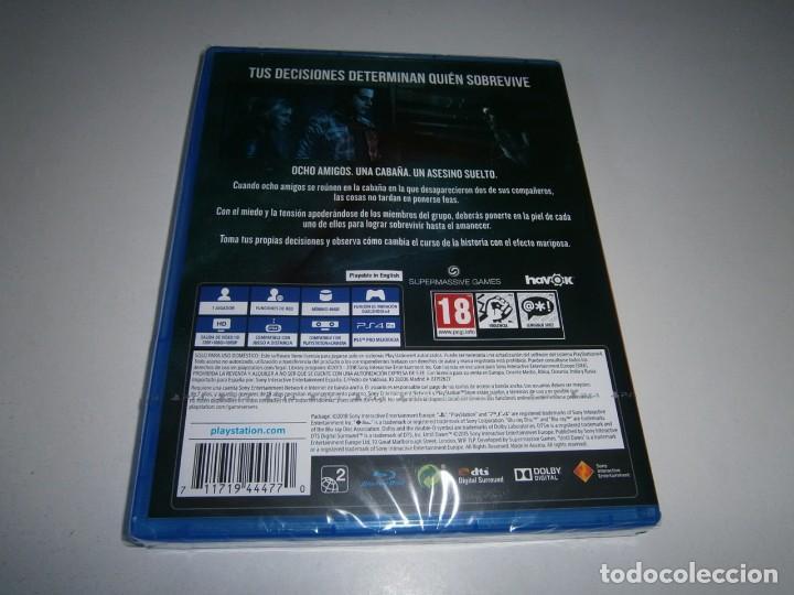 Videojuegos y Consolas PS4: UNTIL DAWN PLAYSTATION 4 PAL ESPAÑA NUEVO PRECINTADO - Foto 2 - 235924705