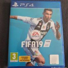 Videojuegos y Consolas PS4: FIFA 19- PS4. Lote 236079715