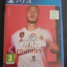 Videojuegos y Consolas PS4: FIFA 20- PS4. Lote 236080810