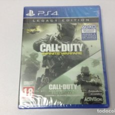 Videojuegos y Consolas PS4: CALL OF DUTY INFINITE WARFARE LEGACY EDITION. Lote 236238120