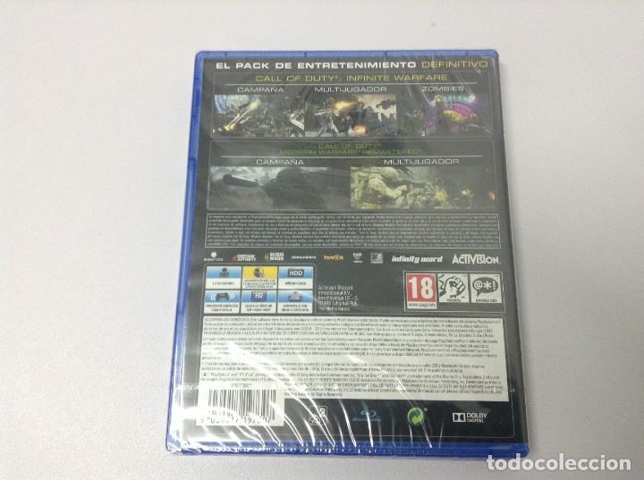 Videojuegos y Consolas PS4: CALL OF DUTY INFINITE WARFARE LEGACY EDITION - Foto 2 - 236238120