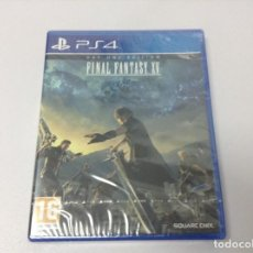 Videojuegos y Consolas PS4: FINAL FANTASY XV DAY ONE EDITION. Lote 236363960