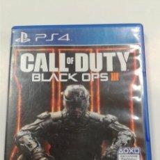 Videojuegos y Consolas PS4: CALL OF DUTY BLACK OPS III. PS4. Lote 236954145