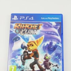 Videojuegos y Consolas PS4: RATCHET & CLANK PS4. Lote 237186125