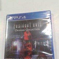 Jeux Vidéo et Consoles: RESIDENT EVIL ORIGINS COLLECTION. PS4 PRECINTADO. Lote 238111395