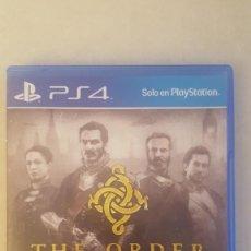 Jeux Vidéo et Consoles: PS4 THE ORDER 1886 (GAME). Lote 238168325