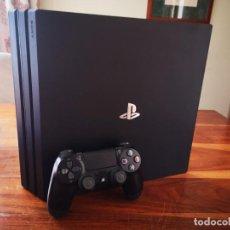 Videojuegos y Consolas PS4: PS4 PRO 1TB - PLAYSTATION 4 PRO 1 TERABITE - 2 MANDOS INCLUIDOS - 7 JUEGOS - COMO NUEVA MUY POCO USO. Lote 238397695