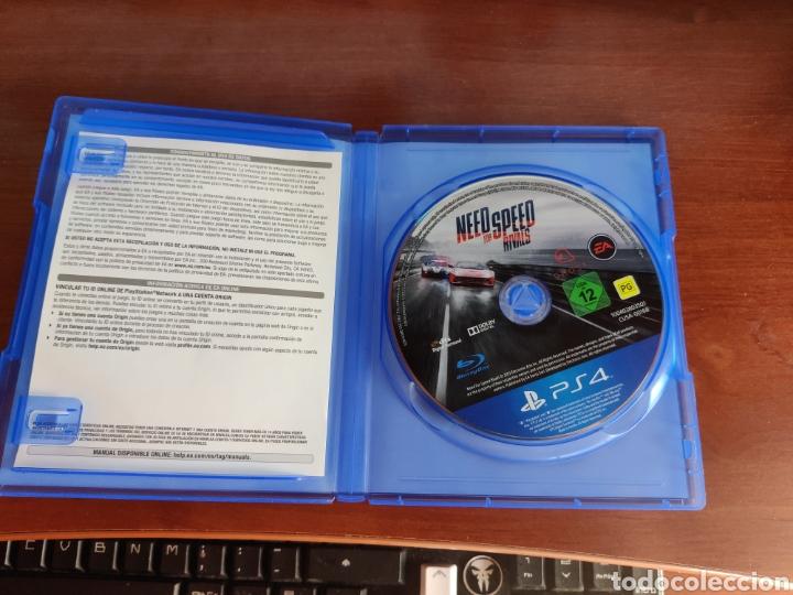 Videojuegos y Consolas PS4: Juego PS4 Need for Speed rivals como nuevo - Foto 2 - 239603785